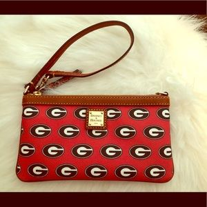 Dooney & Bourke Georgia Wristlet